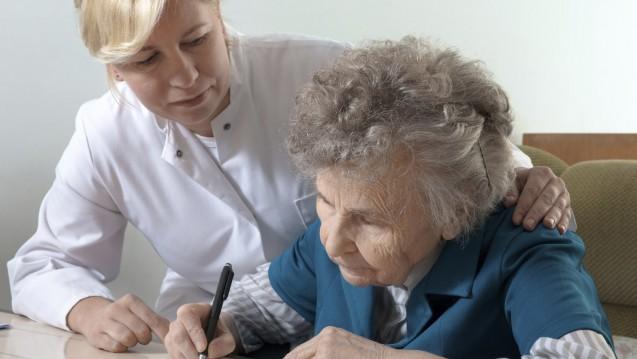 In den USA gibt es viele neue Arzneimittel zur Behandlung von Alzheimer, die noch in der Pipeline stecken. Um welche dreht es sich? (Foto: DAK Gesundheit)