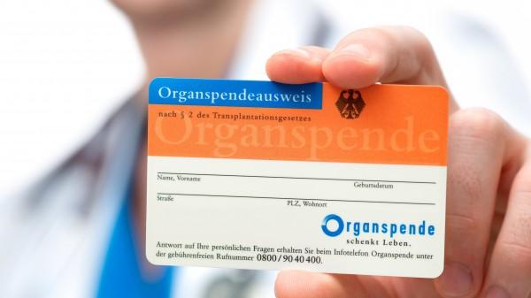 Mehr Aufklärung über Organspende gefordert
