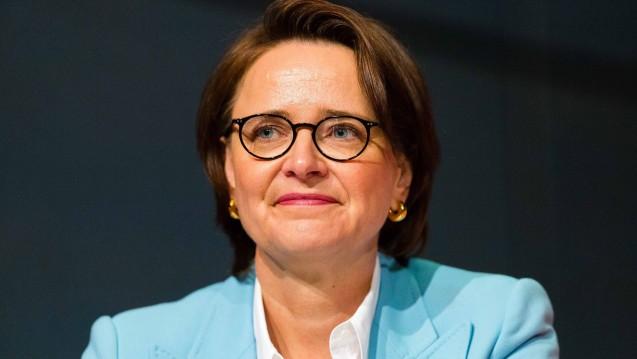 Die baden-württembergische CDU-Politikerin Annette Widmann-Mauz soll Bundesgesundheitsministerin werden. (Foto: Imago)