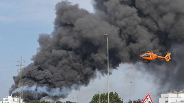 Das LANUV geht derzeit davon aus, dass über die Rauchwolke unter anderem Dioxin- und PCB-Verbindungen in die umliegenden Wohngebiete getragen wurden. (Foto: IMAGO / Xinhua)