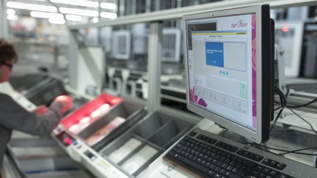 Zur Rose meldet vor allem für Deutschland ein hohes prozentuales Umsatzwachstum. Ob dieses auch im Rx-Bereich stattfindet, lässt das Schweizer Unternehmen aber offen. (c / Foto: picture alliance/KEYSTONE)