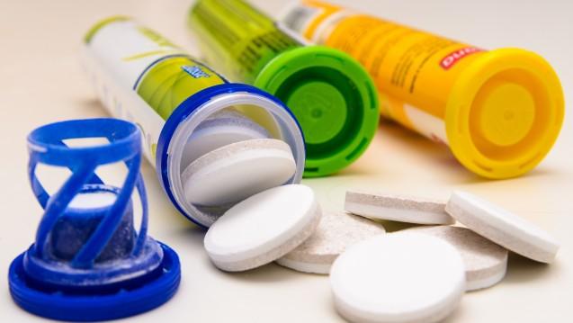 Zahlreiche NEM mit Magnesium sind erhältlich. Ökotest hält nichts davon. (Foto:mar_d/ stock.adobe.com)