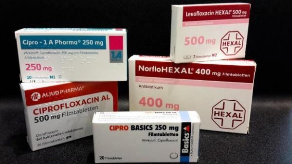 Risiko der Herzklappeninsuffizienz unter Fluorchinolonen