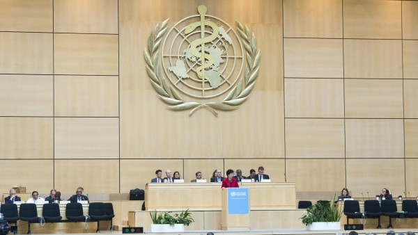 WHO erörtert Ebola-Krise