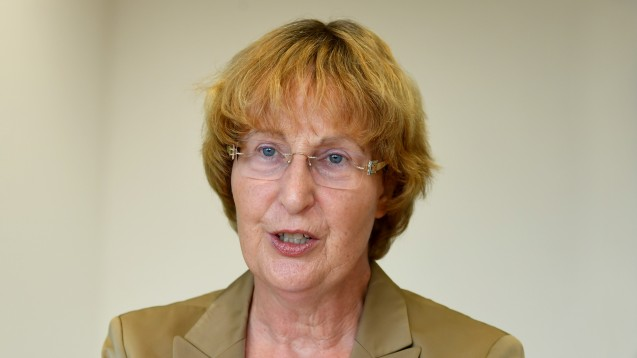Die Lungenärztin Martina Wenker will an die Spitze der Bundesärztekammer. ( r / Foto:dpa)