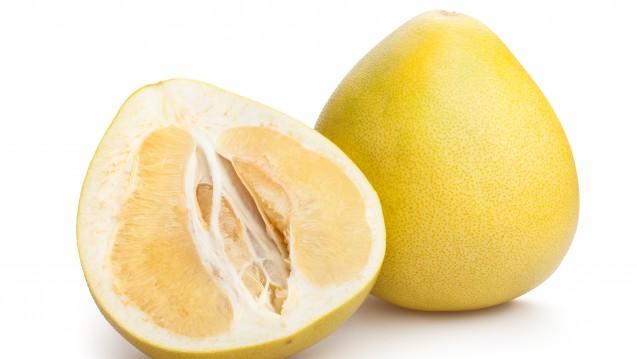 Pomelos beeinflussen den Metabolismus von über CPY3A4 verstoffwechselten Arzneistoffen. (c / Foto: bergamont/stock.adobe.com)