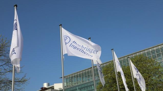 Boehringer kann sich über gute Daten seines Adalimumab-Biosimilars freuen. (Foto:picture alliance / obs / Boehringer Ingelheim GmbH)