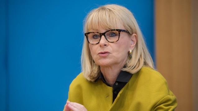 Karin Maag (CDU) bedauert, dass das RxVV sich politisch nicht durchsetzen ließ. (c / Foto: imago images / Christian Ditsch)