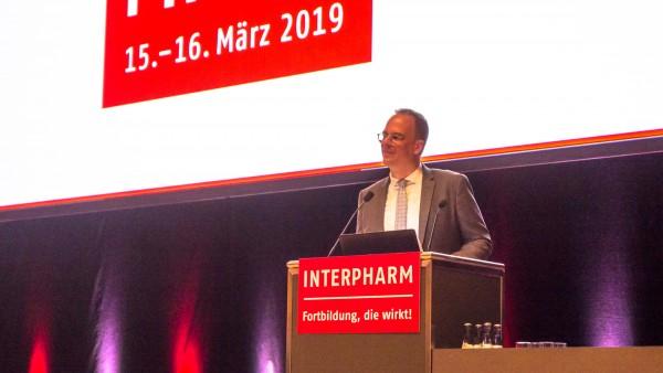 Jubiläums-Interpharm in Stuttgart eröffnet