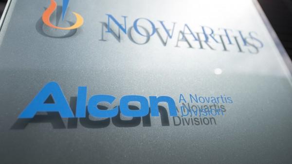 Was wird aus Alcon?