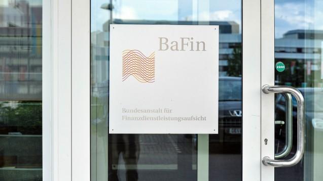 """Die Bundesanstalt für Finanzdienstleistungen (BaFin) beabsichtigt """"zeitnah"""", bei mehreren Factoring-Instituten im Gesundheitswesen Sonderprüfungen durchzuführen. Auch zwei Apothekenrechenzentren könnten davon betroffen sein. (Foto: IMAGO / Winfried Rothermel)"""