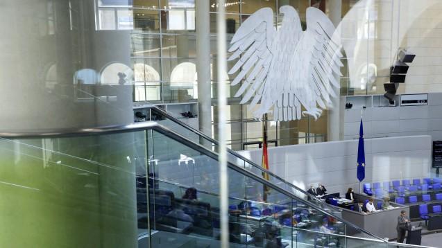 Der Bundestag hat die epidemische Lage von nationaler Tragweite ein weiteres Mal verlängert. (Foto: IMAGO / Future Image)