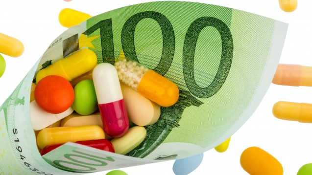 Den vorläufigen GKV-Ergebnissen aus dem Jahr 2019 zufolge sind die Arzneimittelausgaben gestiegen, die Einsparungen aus den Rabattverträgen sind allerdings ebenfalls stark gestiegen. (Foto: imago images / Blickwinkel)