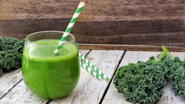 Gut bei Gicht, schlecht bei Marcumar: Grünes Gemüse. (Foto: Jenifoto / Fotolia)