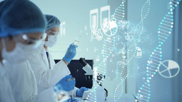 Mehr als 30 neue Arzneimittel könnten unter anderem bei Krebs, MS, HIV oder Infektionskrankheiten, wie COVID-19, 2021 auf den Markt kommen. (Foto:metamorworks / stock.adobe.com)