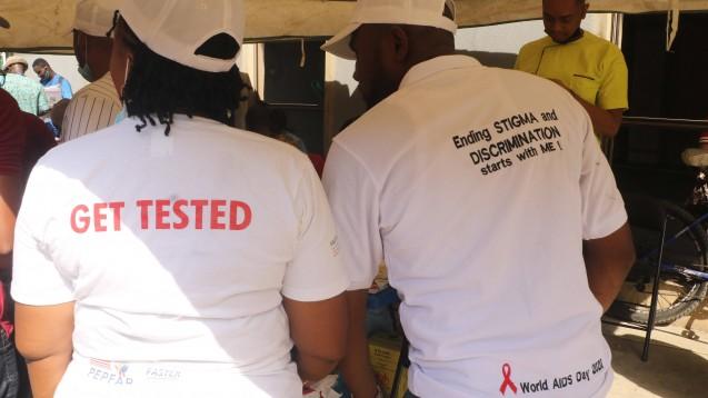 Am Samstag (5. Juni) ist der 40. Jahrestag der ersten Beschreibung von AIDS. Zu diesemAnlass fordert UNAIDS neue Anstrengungen, um die Pandemie wie von den Vereinten Nationen geplant bis 2030 zu beenden. (c / Foto: IMAGO / UIG)