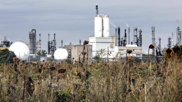 Für eine klimaneutrale Chemie- und Pharmaindustrie