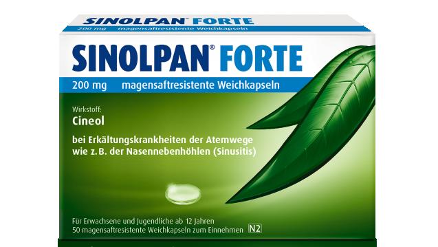 In zwei Stärken bringt Engelhard sein Cineol-Präparat auf den Markt: 100 und 200 mg. ( r / Foto: Engelhard)