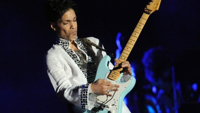 Prince starb am 21. April 2016 im Alter von 57 Jahren. (Foto: picture alliance/ZUMA Press)