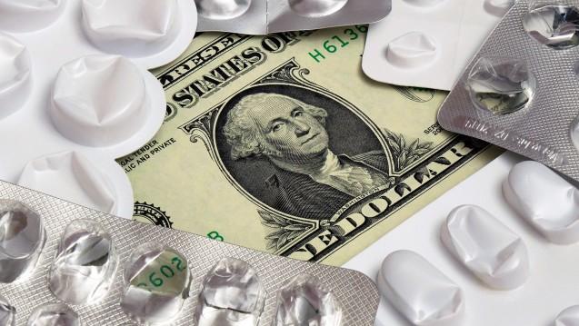 Die Arzneimittelausgaben in den USA werden in den kommenden Jahren vermutlich weiter ansteigen. ( r / Foto: Imago)