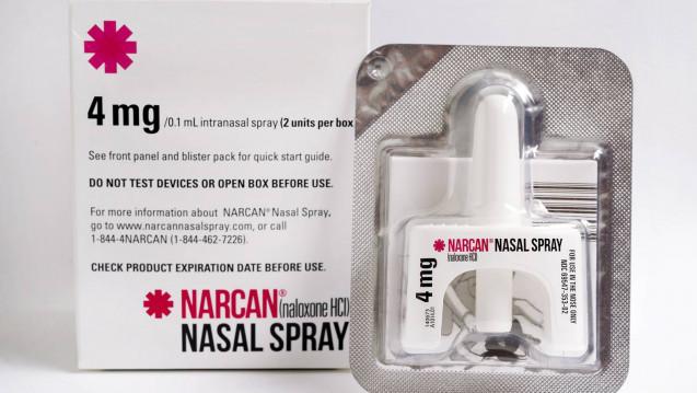 Naloxon Nasenspray