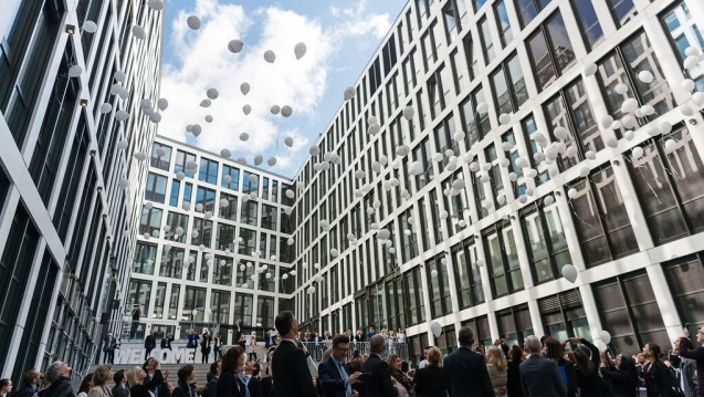 McKesson Europe, hier die Hauptverwaltung in Stuttgart, hat einen neuen Chef. (s / Foto: McKesson Europe)