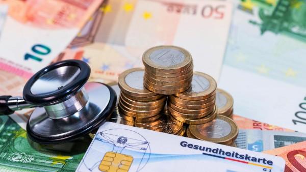 Krankenkassen erzielen in der Coronakrise Überschüsse
