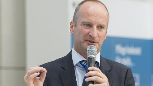 Neue Zusammenarbeit: ABDA-Präsident Friedemann Schmidt beteiligte sich am gestrigen Dienstag an einer Podiumsdiskussion beim BPI. (Foto: Külker)