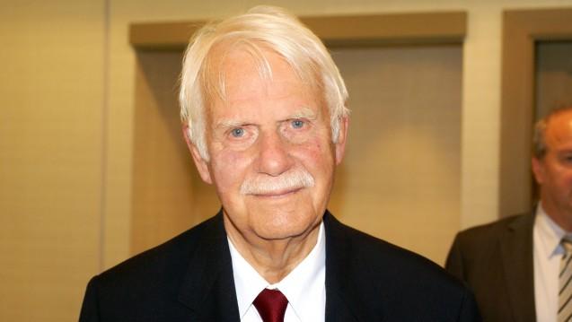 Dr. Jörn Graue, Vorstandsvorsitzender des NARZ (Foto: tmb / DAZ)