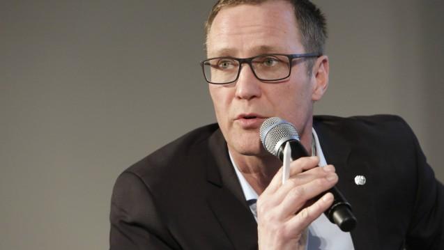 Der CDU-Bundestagsabgeordnete Dr. Roy Kühne stört sich an der Werbung der Krankenkassen im Profisport und schlägt vor, dass die Gelder lieber in den Breitensport fließen sollten. (s / Foto: Imago)