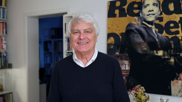 Gerd Glaeske sprach mit DAZ-Herausgeber Peter Ditzel. (Foto: diz)