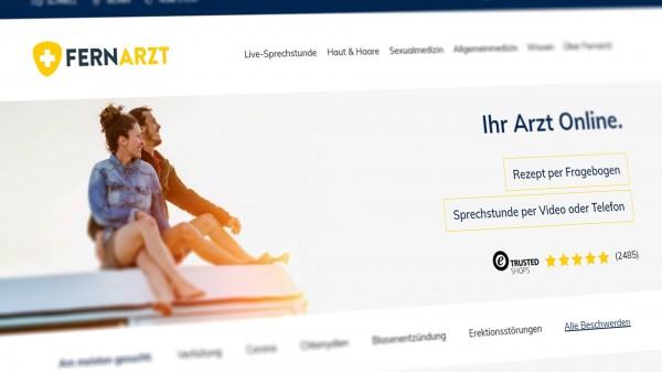 Aponeo-Investor Marcol übernimmt Fernarzt.com