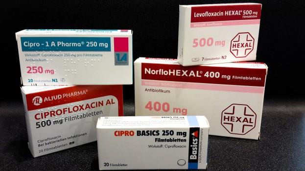In einem Rote-Hand-Brief informieren BfArM, EMA und Zulassungsinhaber über das Risiko einer Herzklappeninsuffizienz unter Fluorchinolonen. (s / Foto: Schwanen Apotheke, Stuttgart)