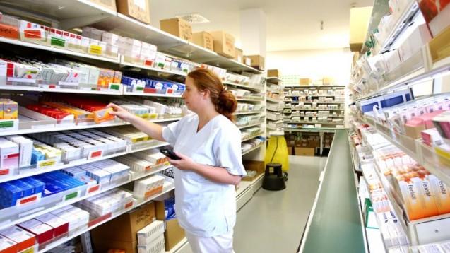 Kann Securpharm vor Arzneimitteln, die aus Krankenhäusern gestohlen wurden, warnen? (Foto: dpa)