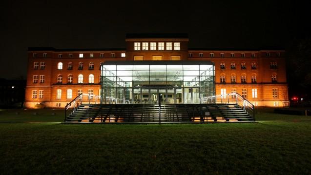 Das Landeshaus in Kiel, Sitz des schleswig-holsteinischen Landesparlamentes (Foto: Carsten Rehder / dpa)