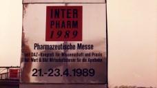 Das Interpharm-Plakat von 1989. (Alle Fotos DAV)