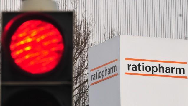 Wie viele Jobs wird Ratiopharm in Ulm und Blaubeuren streichen? (Foto: Picture Alliance)