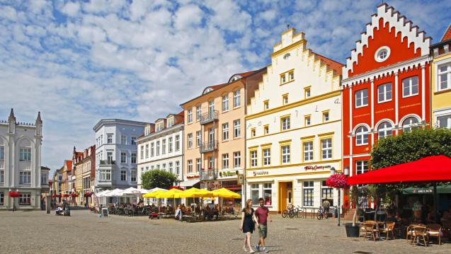 Greifswald war Austragungsort der 122. BVT. (Foto: dpa)