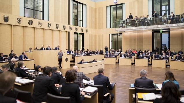 Das Plenum des Bundesrates hat erstmals über den GSAV-Entwurf diskutiert. (m / Foto: imago)