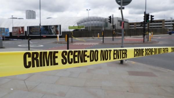 Wie ein Apotheker den Terror-Opfern von Manchester half