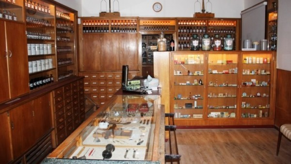 Museum Obertor-Apotheke – 250 Jahre Pharmaziegeschichte