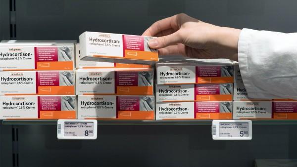 Hydrocortison 1 Prozent weiterhin nur mit Rezept