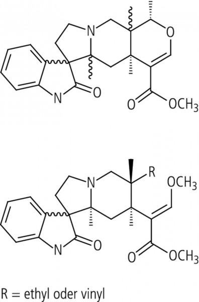 Uncaria-Alkaloide.eps