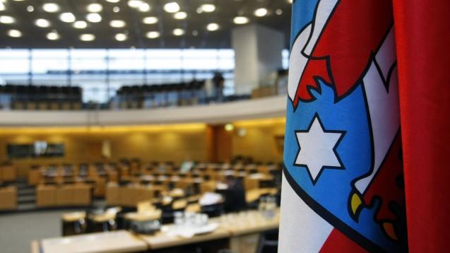 Im Thüringer Landtag diskutierten die Abgeordneten einen Antrag der FDP, in dem es um die Ausweitung der Studiengänge für Pharmazie oder Medizin geht. (b/Foto: imago images / pictureteam)
