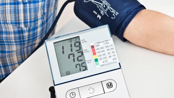 Das Dickicht der Inhalatoren bei COPD / Blutdruck: ab 130..