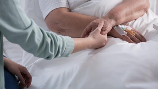 Pflegeheime brauchen mehr Geld für Sterbende