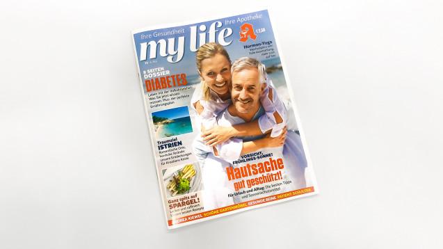 """Neue Noweda/Burda-Kundenzeitschrift: """"Wir wollen uns mit dem ..."""