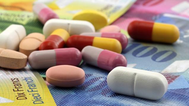 Arzneimittelpreise in der Schweiz: Ein einziges Gin und Her. (Foto: Schlierner / Fotolia)