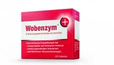 Das neue Packungsdesign von Wobenzym® ab 2018. (Foto:WEFRA PR Gesellschaft für Public Relations mbH)