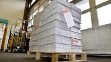 Pro Apotheke: Bei ihrer Unterschriftenaktion sammelten mehr als 6000 Apotheker in ganz Deutschland insgesamt rund 1,2 Millionen Unterschriften fü die Apotheke vor Ort. Was mit den Unterschriften nun passieren soll, ist noch unklar. (Foto: ABDA/Lehner)